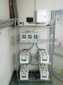 Система бесперебойного питания частного дома мощностью 3 кВт